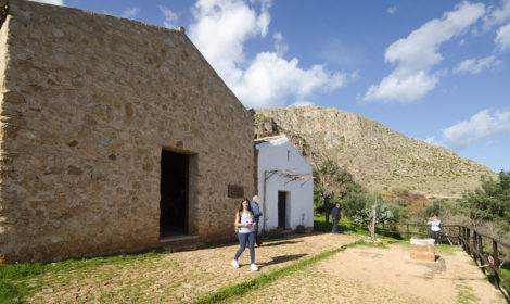 Museum of the interweaving Zingaro oriented Nature Reserve