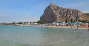 Monte Monaco a San Vito Lo Capo