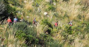 sentieristica riserva naturale zingaro