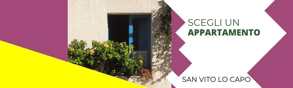 Appartamenti e case vacanza San Vito Lo Capo
