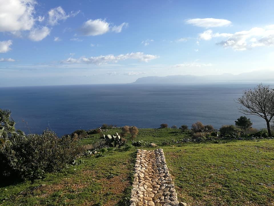 Panorama Riserva dello Zingaro